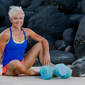 Janet Goodwin - Fitness instructor