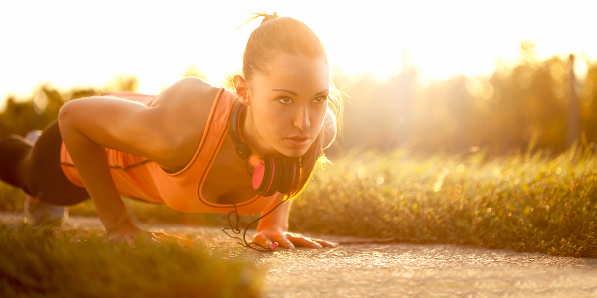 Circuit training routines cater