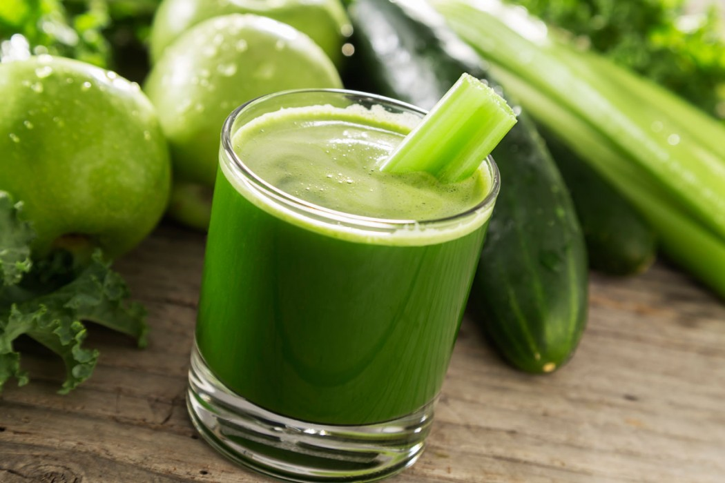 Green Juice Recipes to Keep You Looking and Feeling Your Best!