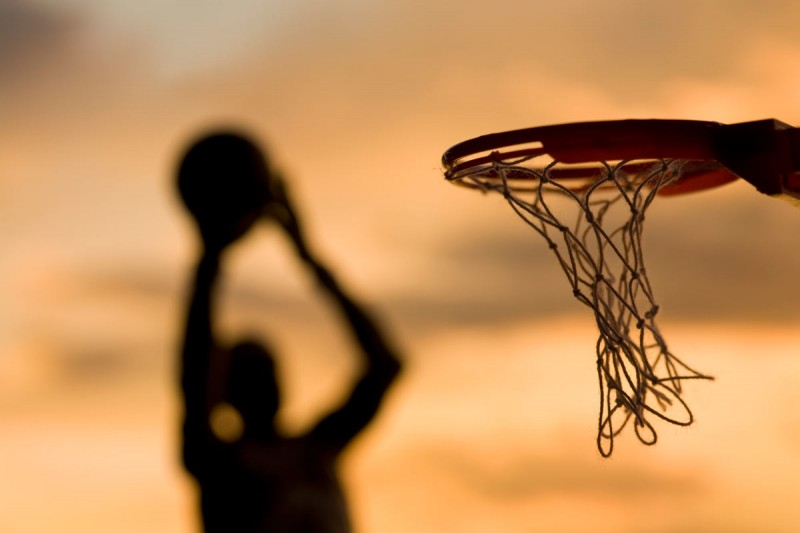 Best Hotels and Basketball Courts