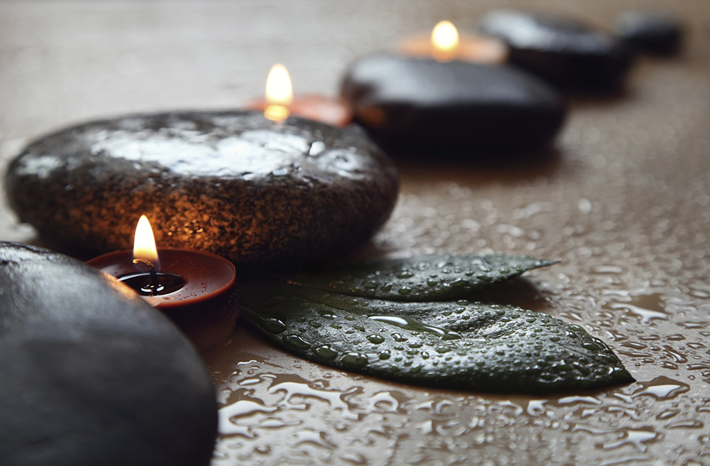 The History of Hot Stone Massages