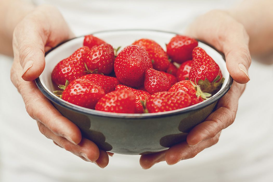 Healthy Fruits to Get You in the Mood