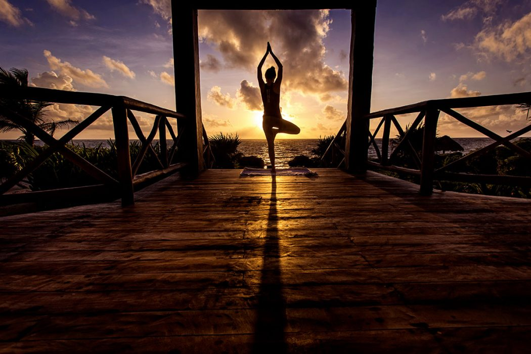 Luxury Meditation and Yoga Retreats in Sian Ka'an