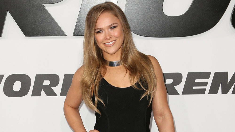 Ronda Rousey- MMA Fighter
