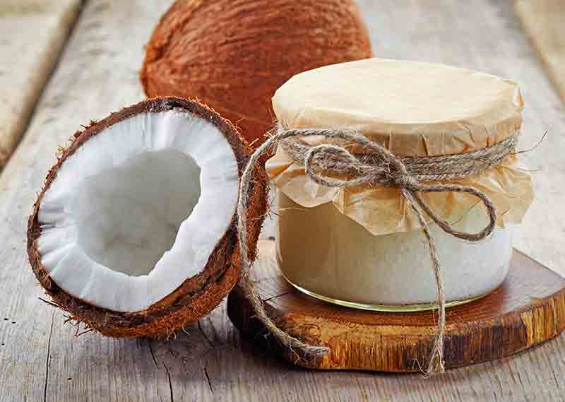 Embrace Coconut Oil
