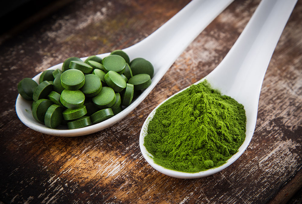 How to add Spirulina to your diet