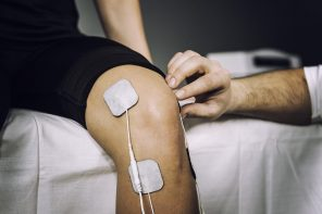 Electrical Muscle Stimulation (EMS) Lazy Workout