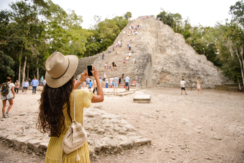 Ancient Mayan Sites of Interest