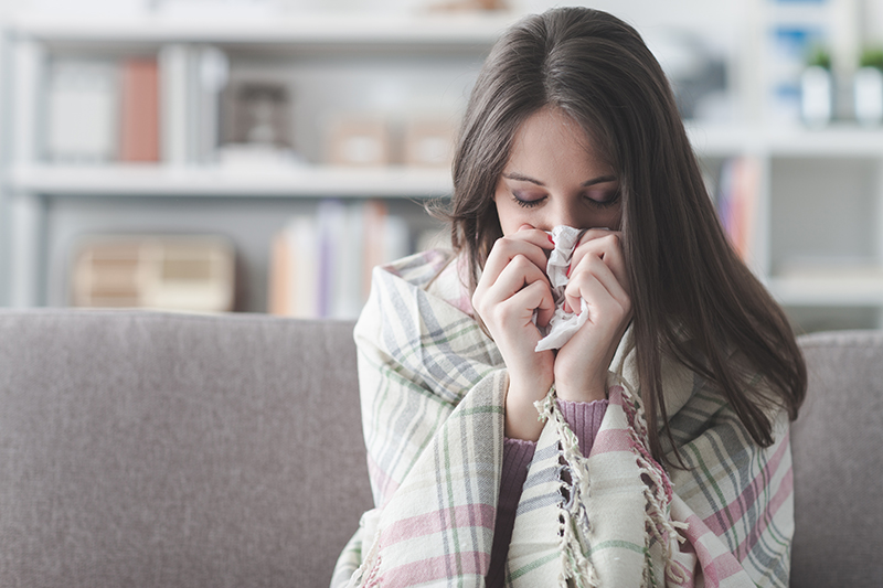 Shorten Cold Symptoms