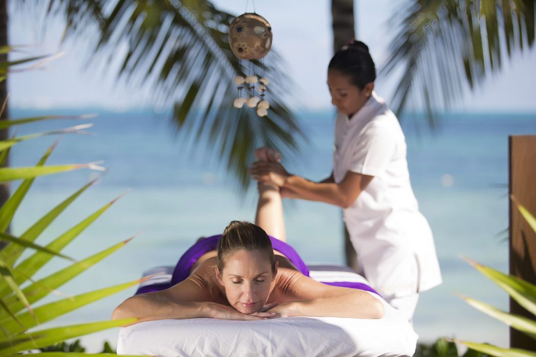 Spa Treats by the Beach in Cancun