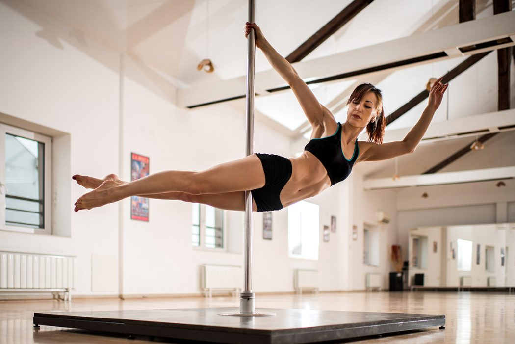 Pole fitness is it for you